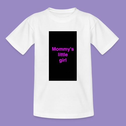 image - Teenager-T-shirt