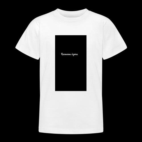 Body design Ranounou dezma - T-shirt Ado