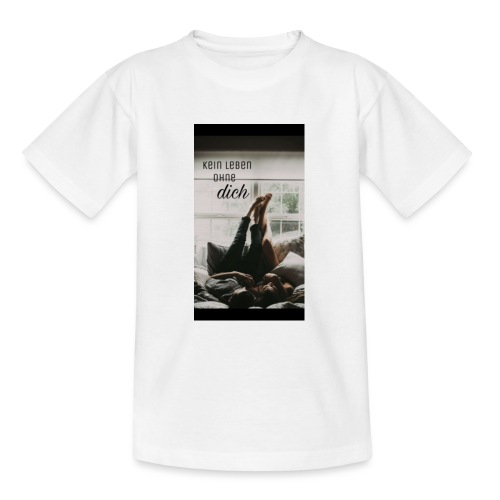 Beziehung - Teenager T-Shirt