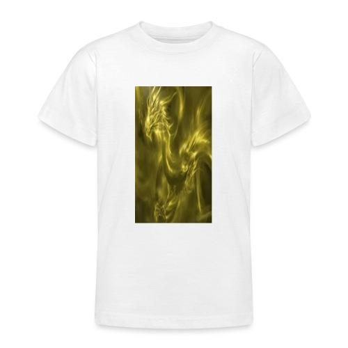 Sonnendrache - Teenager T-Shirt