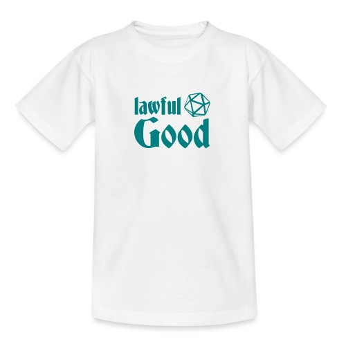 lawful good - Teenage T-Shirt
