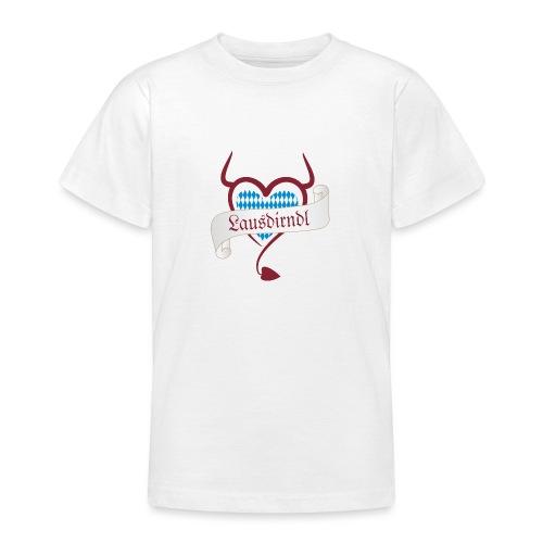 lausdirndl - Teenager T-Shirt