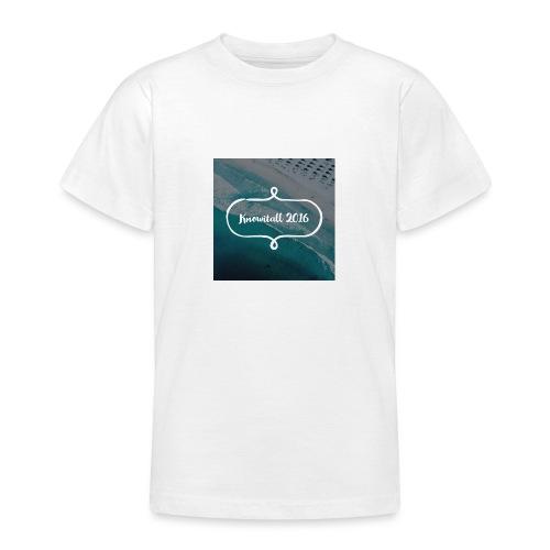 Knowitall 2016 - Teenage T-Shirt