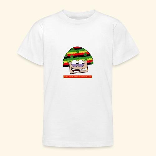 mushroom ganja-man - Maglietta per ragazzi