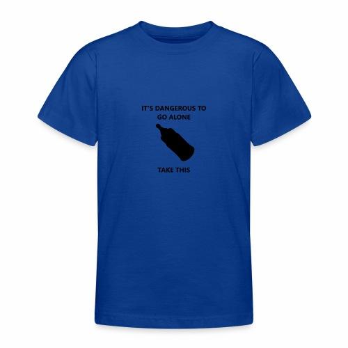 TTBabyBottle - Teenage T-Shirt