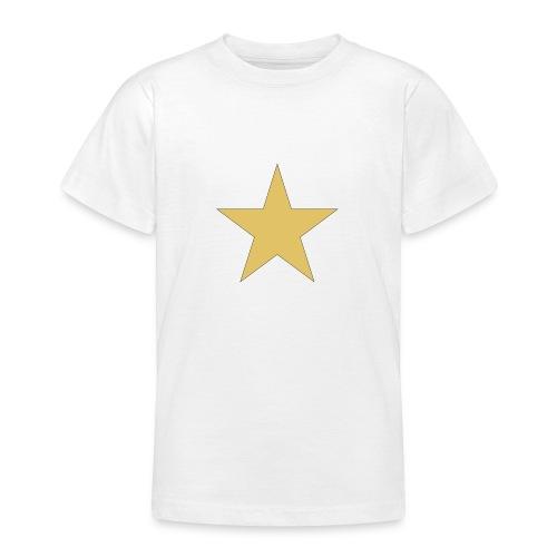 ardrossan st.pauli star - Teenage T-Shirt