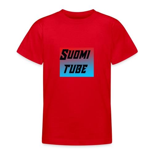 SuomiTube - Nuorten t-paita