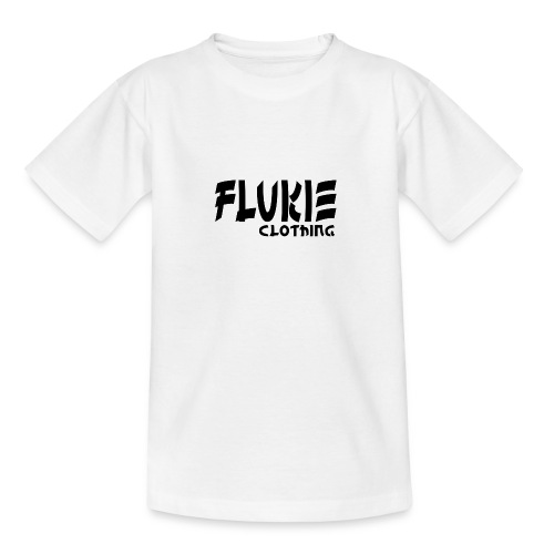 Flukie Clothing Japan Sharp Style - Teenage T-Shirt
