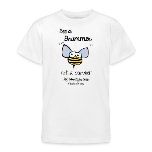 Bees6-1 Save the bees - Teenage T-Shirt