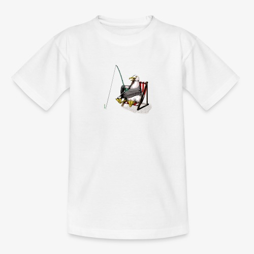 Seagull Fisher - Teenage T-Shirt