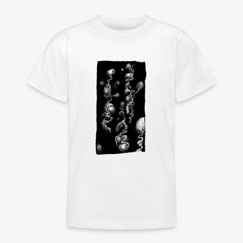 Free-Floating Organic Aberrations - Teenage T-Shirt