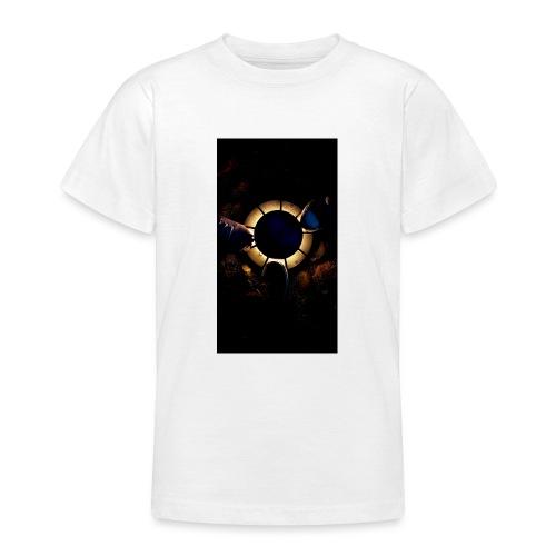 Find Light in the Dark - Teenage T-Shirt
