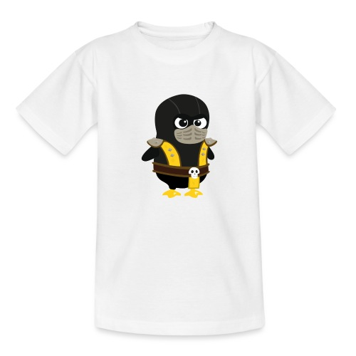 Pingouin Mortal Scorpion - T-shirt Ado