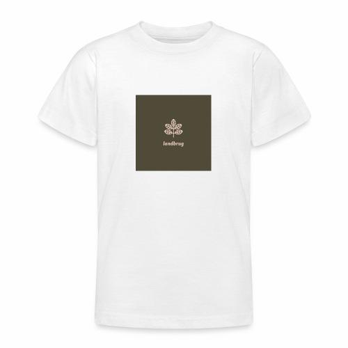 Landbrug - Teenager-T-shirt