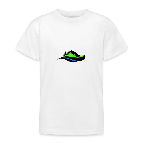 Modern Hoodie Unisex - T-shirt tonåring