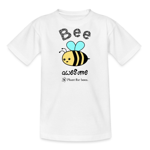 Bees2 - Protect the bees - Teenage T-Shirt