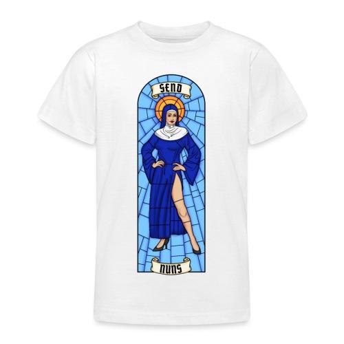 SEND NUNS - Koszulka młodzieżowa