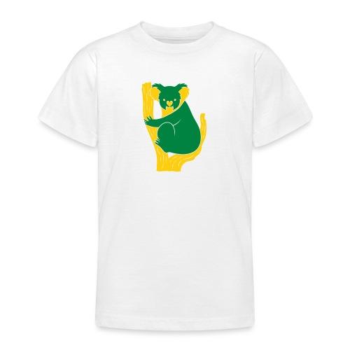 koala tree - Teenage T-Shirt