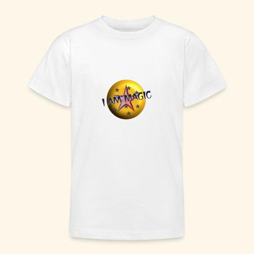 I AM Magic1 - Teenager T-Shirt
