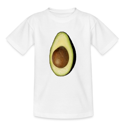 Real Photo Trendy AVOCADO vertical - Teenager T-Shirt
