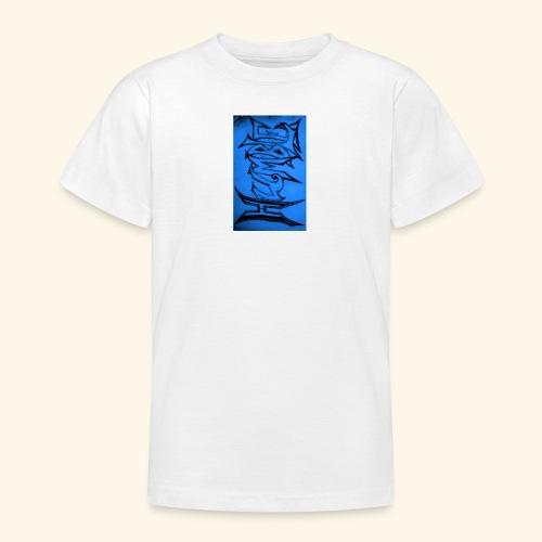HUMBLE BLUE - Teenage T-Shirt