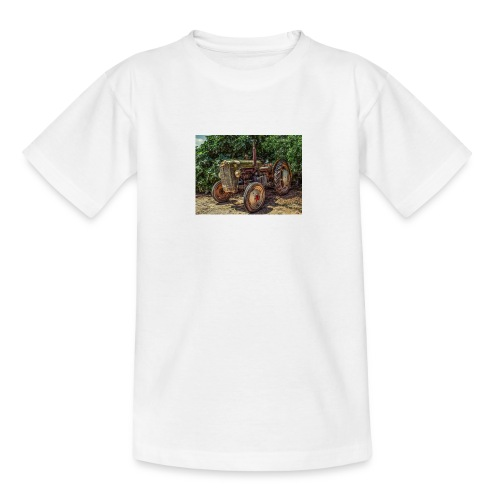 tractor - Teenage T-Shirt