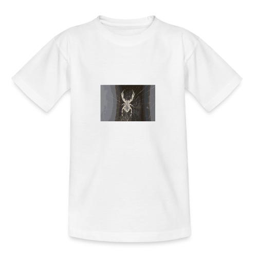 attacking spider - Teenager T-Shirt