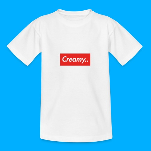 LIMITED EDITION Creamy... Shirts - Teenage T-Shirt