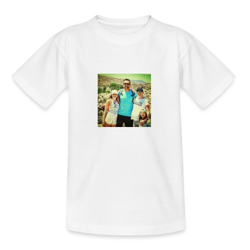 Family fizz - Teenage T-Shirt