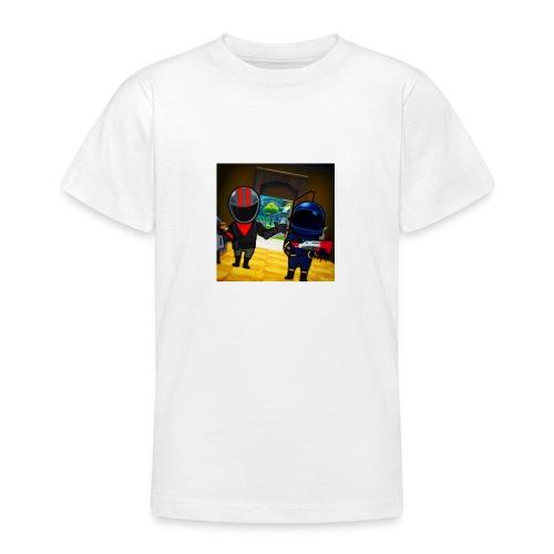 gg - T-shirt tonåring