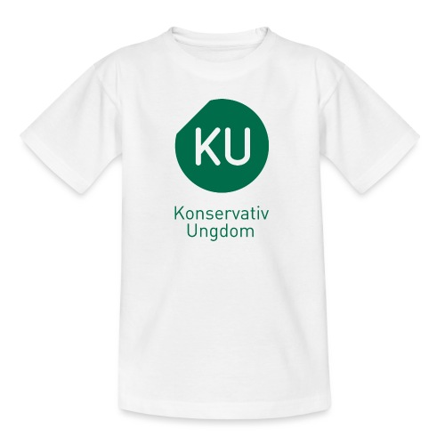Konservativ Ungdom - Teenager-T-shirt