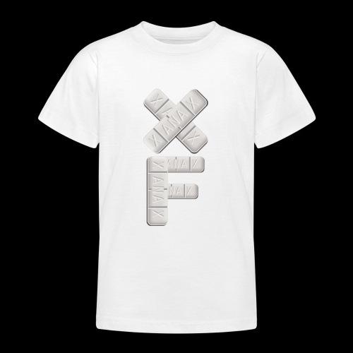 XF Xanax Logo - Teenager T-Shirt