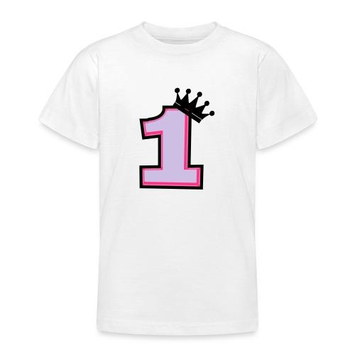 1 korona - Koszulka młodzieżowa