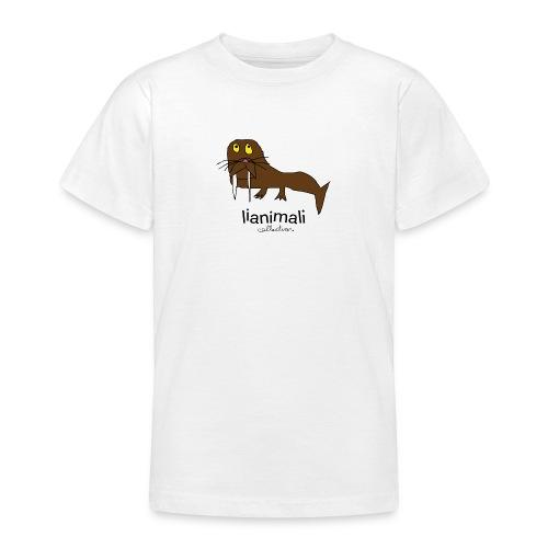 tricheco dentato - Teenage T-Shirt