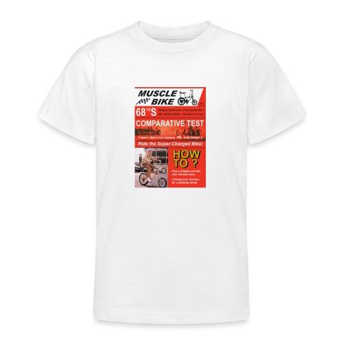 musclebike06 - T-shirt Ado