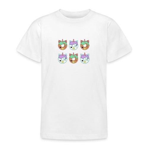 Unicorn Donut - Maglietta per ragazzi