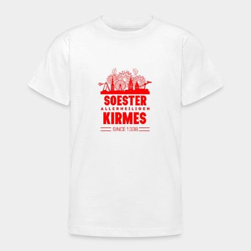 GHB Westfalen Soester Allerheiligenkirmes 81120172 - Teenager T-Shirt