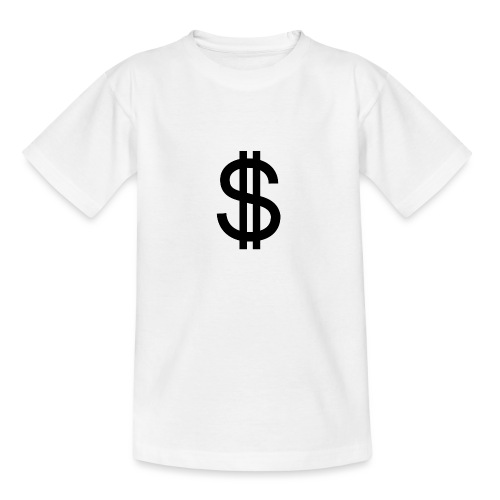 Dollar - Camiseta adolescente