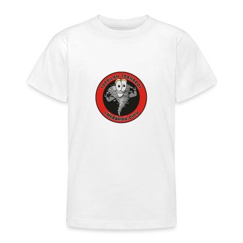 Toppilan Tornadot - Nuorten t-paita