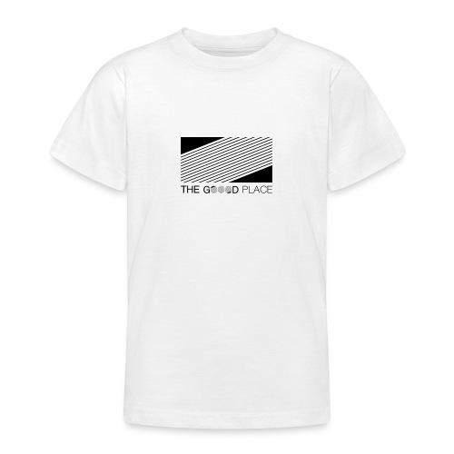 THE GOOOD PLACE LOGO - Teenager T-shirt