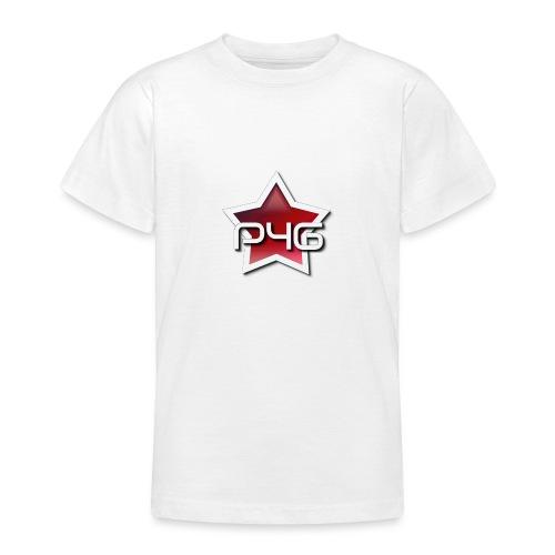 logo P4G 2 5 - T-shirt Ado