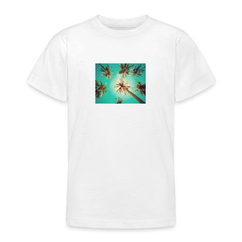 palm pinterest jpg - Teenage T-Shirt
