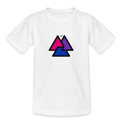 awesome logo png - Teenage T-Shirt