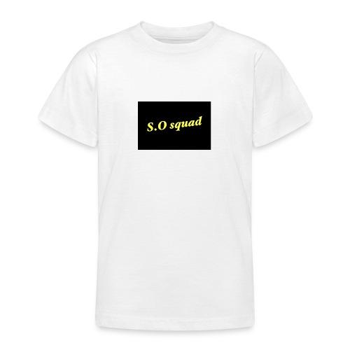 S.O squad - T-shirt Ado
