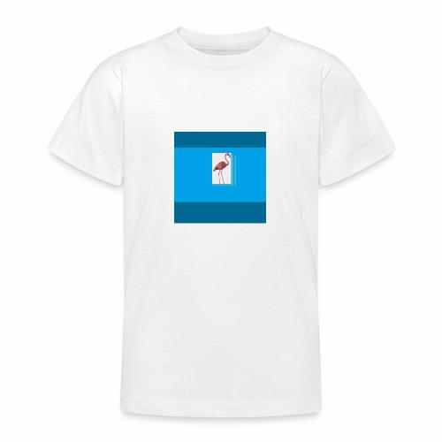 Flamingoscotteri - Maglietta per ragazzi