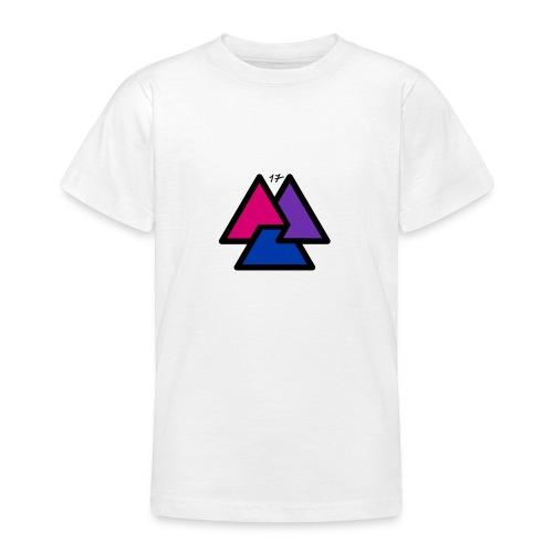 awesome logo png - Teenage T-Shirt