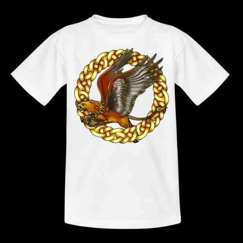 Golden Gryphon - Teenage T-Shirt
