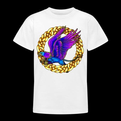 Royal Gryphon - Teenage T-Shirt