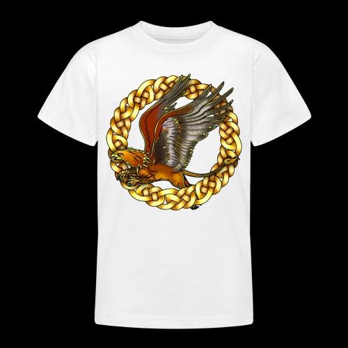 Golden Gryphon - Teenage T-Shirt