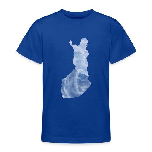 Suomi Finland - Nuorten t-paita
